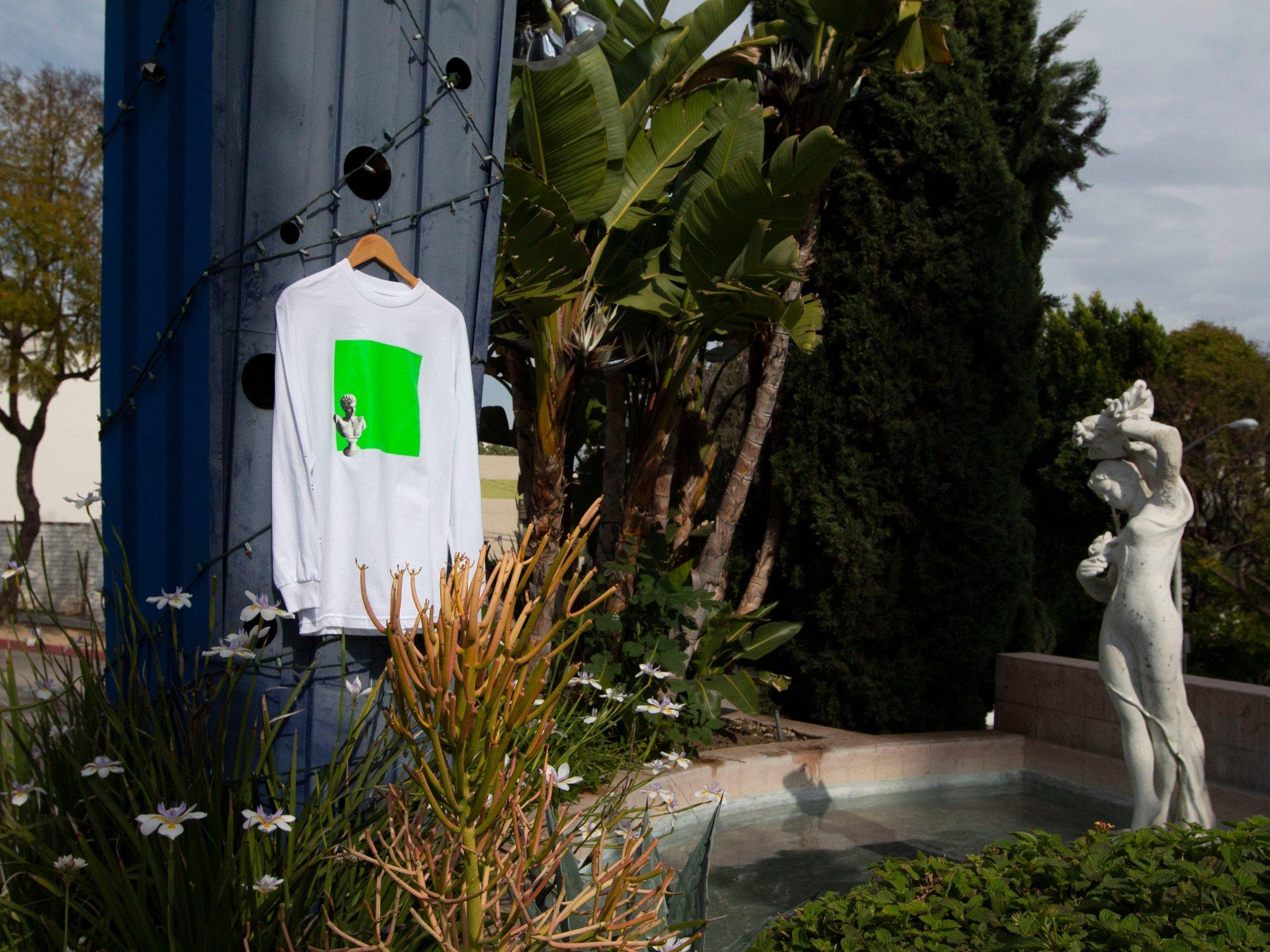 BOOKING Virtual Super Land at Fred Segal, Los Angeles