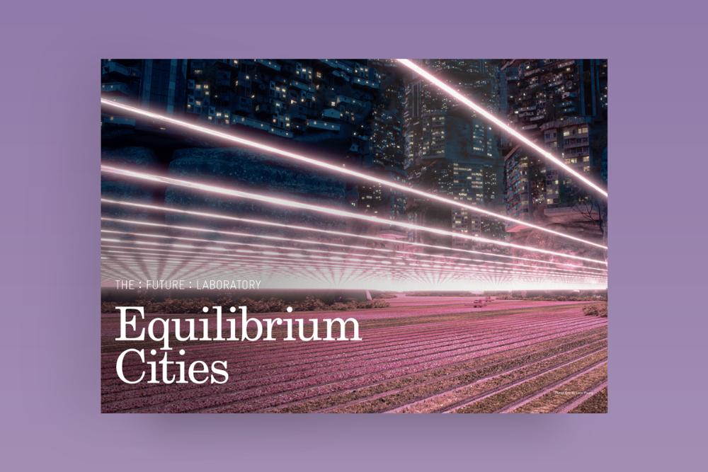 Equilibrium Cities
