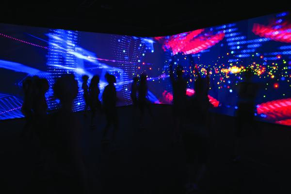 Immersive Fitness by Reebok and Les Mills