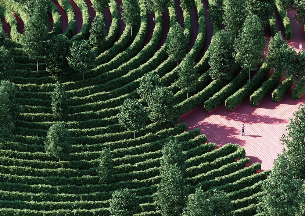 Urban Mindset - Parc de la distance by Precht-1